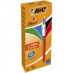 BIC długopis 4-kolorowy FINE