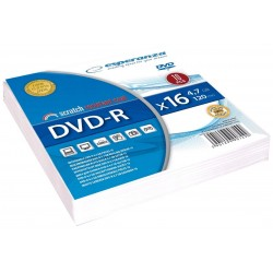 ESPERANZA płyta DVD-R 4,7GB...