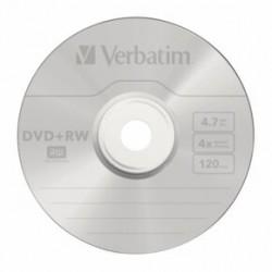 VERBATIM płyta DVD+RW 4,7GB...