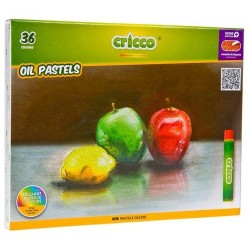 CRICCO kredki pastele olej....